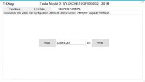 Tesla Diagnostic Tool Advanced Package