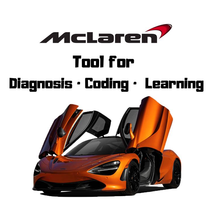 McLaren Diagnostic Tool